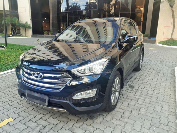 Hyundai Grand Santa Fé 3.3 Mpfi V6 4wd 7 Lug 2014 Blindada