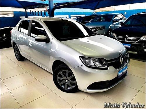 Imagem 1 de 9 de Renault Logan 1.6 Expression 16v