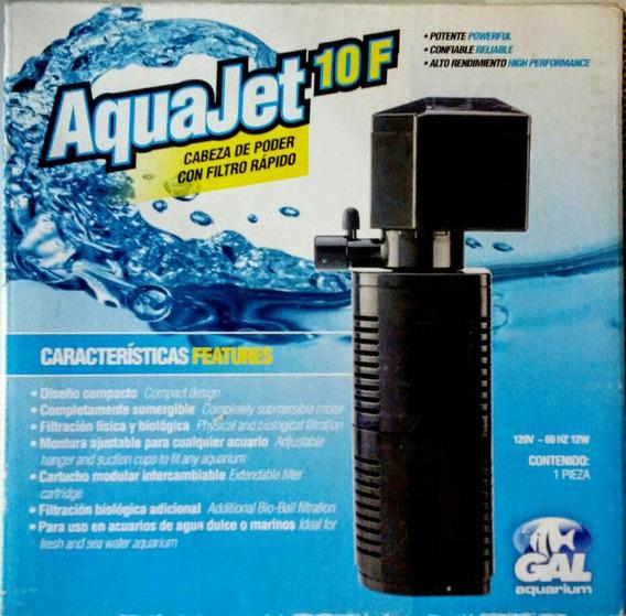 Filtro Para Pecera Aquajet 10f