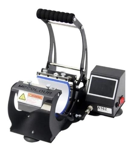 Prensa sublimadora Mecolour A161/A162 preta 110V