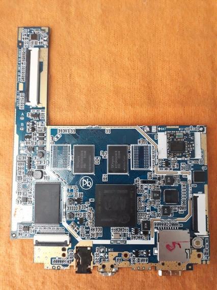 Placa Mãe Samsung Tablet Cce Tr72 Com Defeito #
