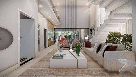 Casa Com 5 Dormitórios À Venda, 392 M² Por R$ 2.600.000,00 - Residencial Quinta Do Golfe - São José Do Rio Preto/sp - Ca2268