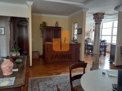 Apartamento Para Locação No Bairro Higienópolis Em São Paulo - Cod: Ja16011 - Ja16011