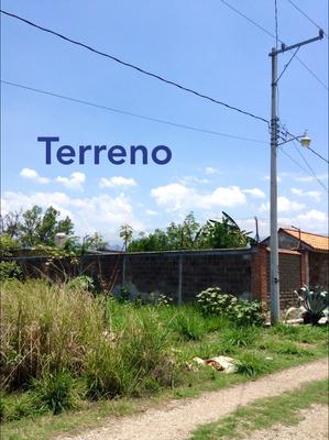 Bonito Y Barato Terreno En Yautepec, Morelos.