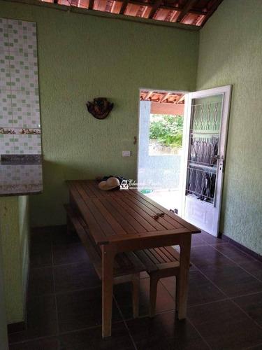 Imagem 1 de 24 de Chácara Com 2 Dormitórios À Venda, 3000 M² Por R$ 280.000,00 - Boa Vista - Igaratá/sp - Ch0010
