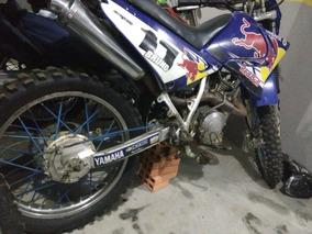 Yamaha Xtz 125 Versão K Pedal