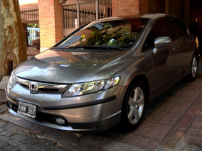 Honda Civic 1.8 Lxs At Impecable