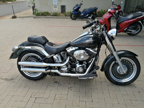 Harley Davidson - Fat Boy - 2009
