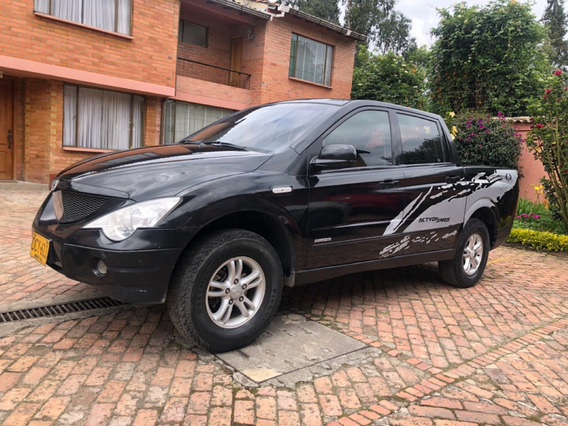 Ssangyong Actyon Turbo Diesel Automatica 2009