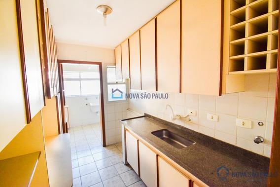 Apartamento 80m2 - 03 Dormitórios A 650m Do Metrô Pça Da Árvore - Bi25571