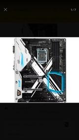 Processador Core I7 7700k E Placa Mae Asrock Z270 Extreme4