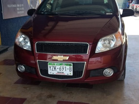 Chevrolet Aveo 1.6 Ltz At Mid 21371151