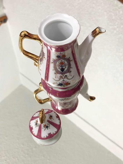 Teteras Miniatura Queens Collection De Porcelana Con Msi