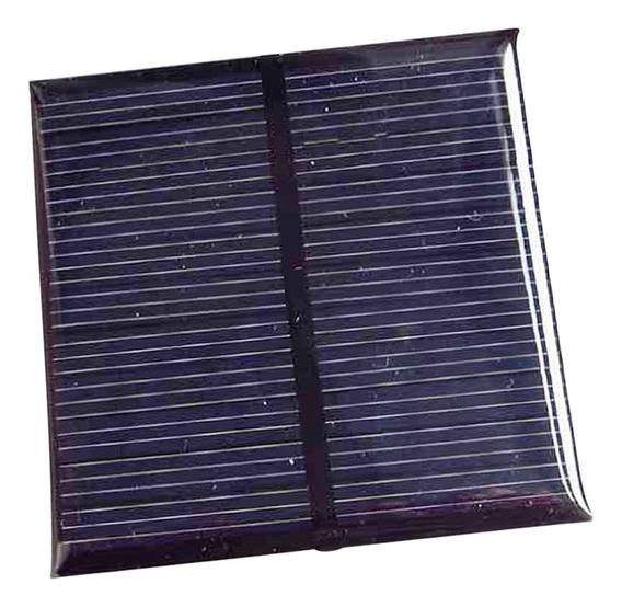 Mini Painel Solar Módulo Lâmpada Luz Telefone Celular Brin