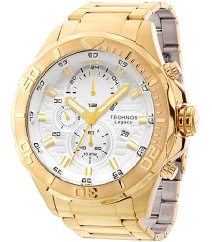 Relógio Technos Masculino Classic Legacy Js15az/4k