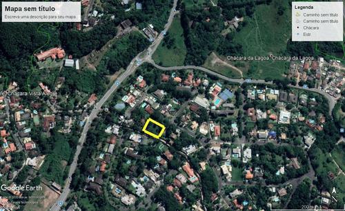 Itapecerica Terreno Em Condomínio 2.200 M² - Te00008 - 68555637