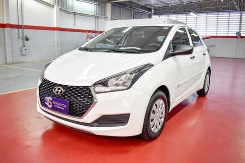 Imagem 1 de 14 de Hyundai Hb20 Unique 1.0 Flex 12v Mec