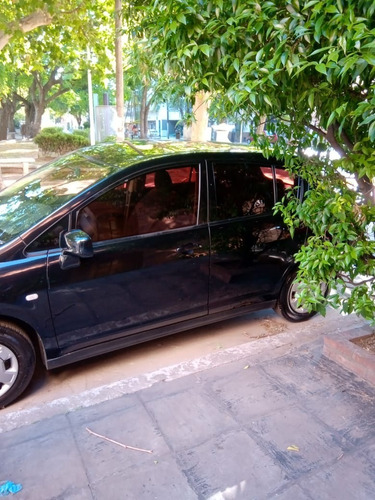 Nissan Tiida 1.8 6mt Visia  5 Ptas.