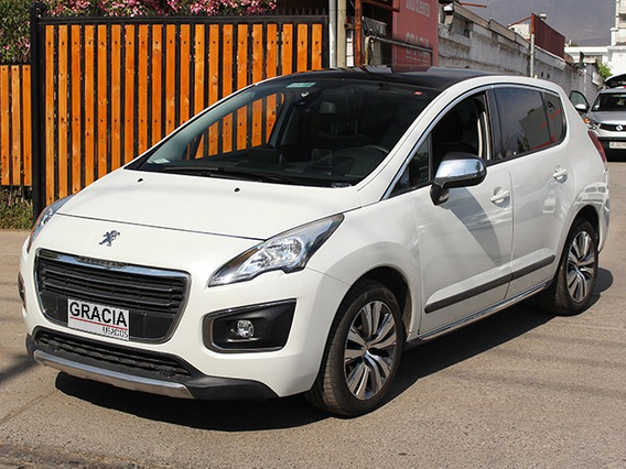 Peugeot 3008 Blue Hdi 1.6 Allure At 2016