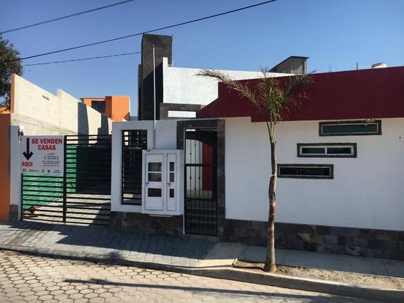 Casas En Zacatelco Tlaxcala