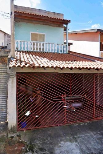 Casa Com 3 Dormitórios À Venda, 153 M² Por R$ 234.000,00 - Parque Interlagos - São José Dos Campos/sp - Ca1273