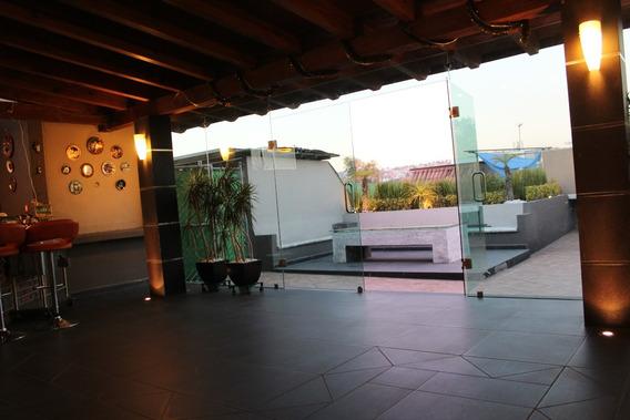 Hermoso Departamento Con Roof Garden. Super Equipado