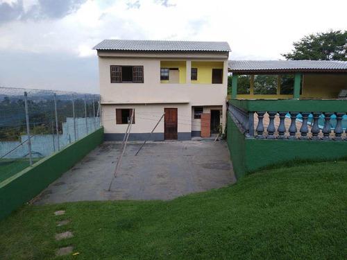 Chácara Com 2 Dorms, Parque Jaguari (fazendinha), Santana De Parnaíba - R$ 1.6 Mi, Cod: 235297 - V235297