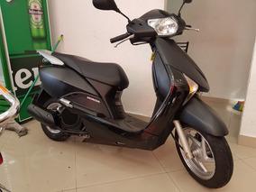 Honda Lead 110 2015 Preta 13000 Km
