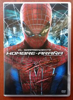 El Sorprendente Hombre Araña 2012 Dvd Orig Marvel Spiderman