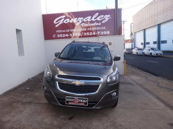 Chevrolet Spin Ltz 1.8 - 7 Lugares - Automática
