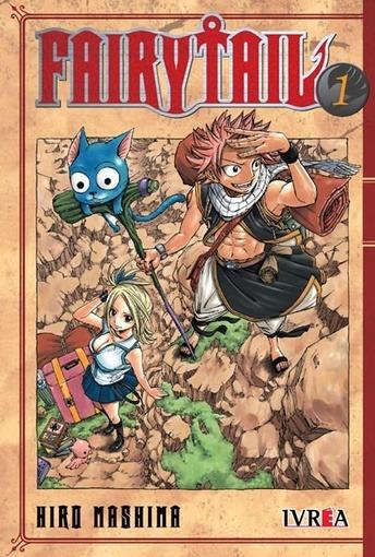 Fairy Tail 01 - Hiro Mashima