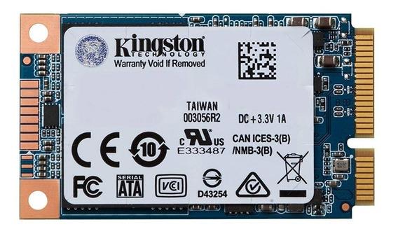 Ssd Msata Kingston Uv 500 480 Gb Pronta Entrega