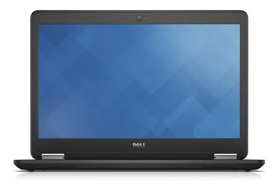 Notebook Dell Latitude Ssd128 8gb I7 6a Ger. Tela 14 Hdmi
