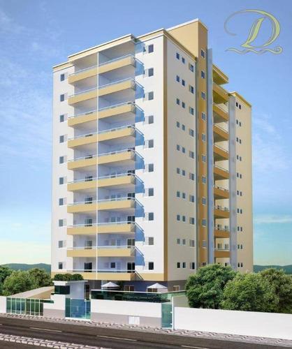 Imagem 1 de 9 de Lançamento Com 2 Dormitórios Sendo 1 Suíte, À Venda Na Vila Guilhermina - Ap4141