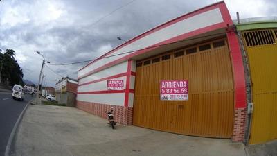 Bodega En Arrendamiento En El Sector De San Luis