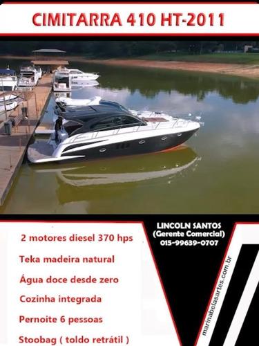Cimitarra 410 Ht 2011 Parelha Diesel Joystick