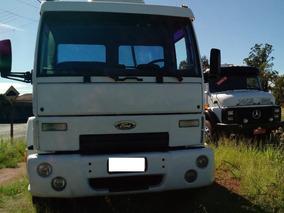 Ford Cargo 1421 Com Prancha/batatais Caminhões