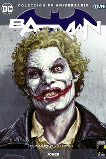 Cómic, Dc, Batman: Joker Ovni Press