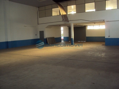 Barracao Industrial Em Campinas - Sp, Jardim Do Trevo - Ba00143
