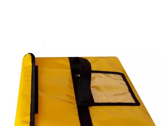 Bolsa Envelope Térmica De 41cm Para Duas Pizzas Big 5 Und