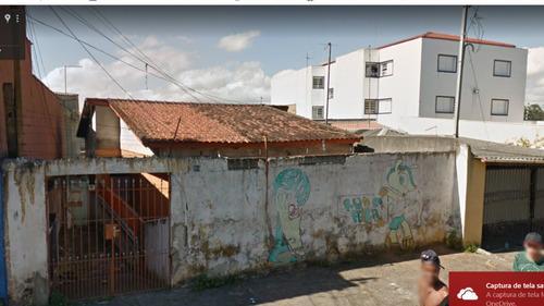Imagem 1 de 2 de Terreno Para Construção De Sobrados Ou Condomínio De Aptos