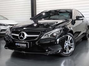 Mercedes-benz E 250 2.0 Coupé 16v Turbo Gasolina 2p