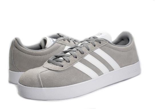 Tênis adidas Vl Court B43807 Cinza