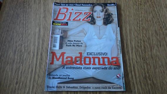 Madonna # Revista Show Bizz # Ótimo Estado # Frete R$ 10,00