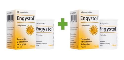 Engystol Promocion Compra 2 Frasco - Unidad a $1100