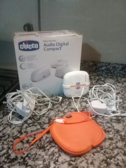 Babycall Chicco - Audio Digital Compact - Bonus: Pilas Nvas