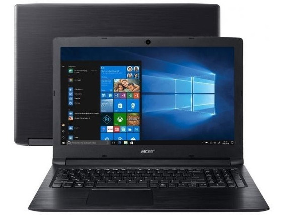 Notebook Acer Aspire 3 A315-33-c39f Dual Core - 4gb 500gb 15