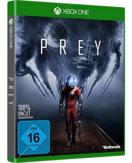 Jogo Prey Xbox One Disco Físico Novo Original Português Br