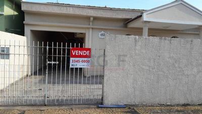 Casa Residencial À Venda, Cidade Jardim, Campinas. - Ca2790