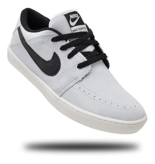 2 Pares Tênis Masculino Nike Sb Suketo Leather Skate